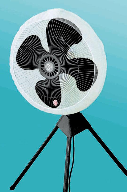 業務用扇風機フィルター